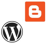 wordpressとblogger