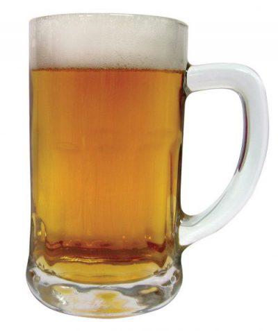 バーベキューでのビール